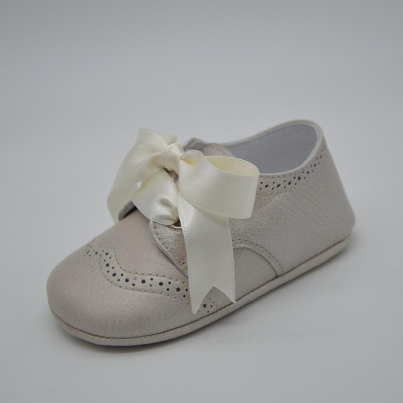 Zapato bebe ceremonia