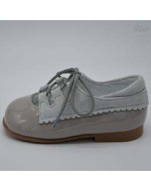 Zapato estilo gales ceremonia unisex